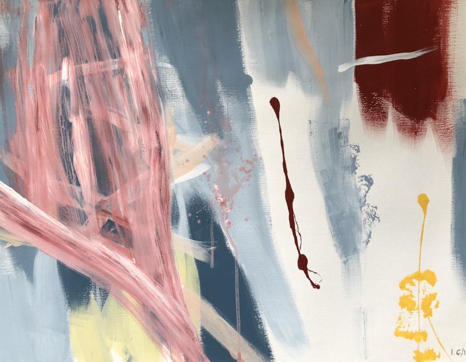SENSACIÓN |Pintura de Iraide Garitaonandia | Compra arte en Flecha.es