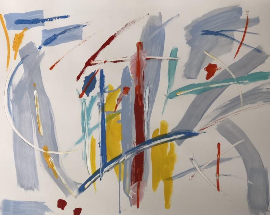 THE DOOR II |Pintura de Iraide Garitaonandia | Compra arte en Flecha.es