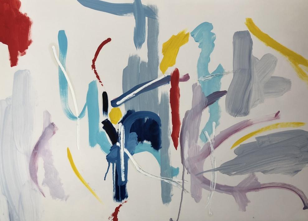 THE DOOR |Pintura de Iraide Garitaonandia | Compra arte en Flecha.es