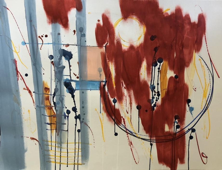 MUSICAL |Pintura de Iraide Garitaonandia | Compra arte en Flecha.es