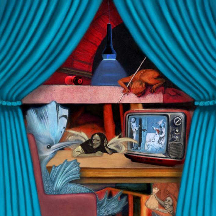The Room  Obra gráfica de Helena Revuelta   Compra arte en Flecha.es