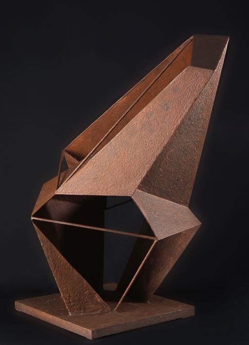 Desestructuración |Escultura de Antonio Camaño Pascual | Compra arte en Flecha.es