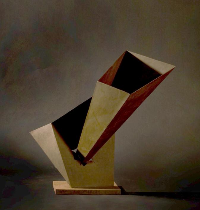 Sin Fronteras |Escultura de Antonio Camaño Pascual | Compra arte en Flecha.es
