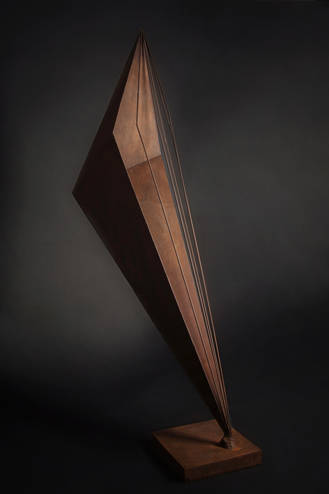 Grito de Silencio |Escultura de Antonio Camaño Pascual | Compra arte en Flecha.es