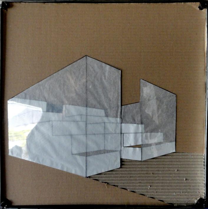 Babel I |Collage de Ana Pellón | Compra arte en Flecha.es