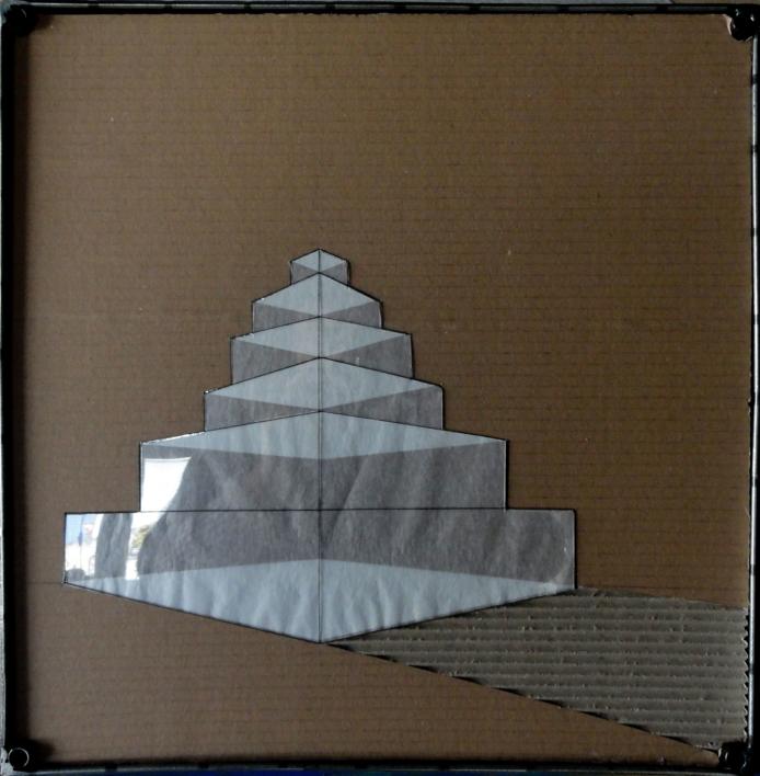 Babel II  Collage de Ana Pellón   Compra arte en Flecha.es
