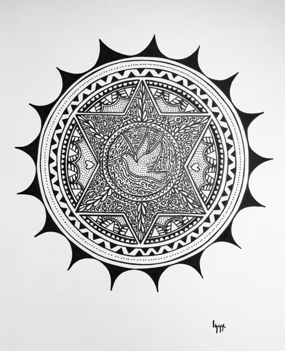 22/18 |Dibujo de IggyPrado | Compra arte en Flecha.es