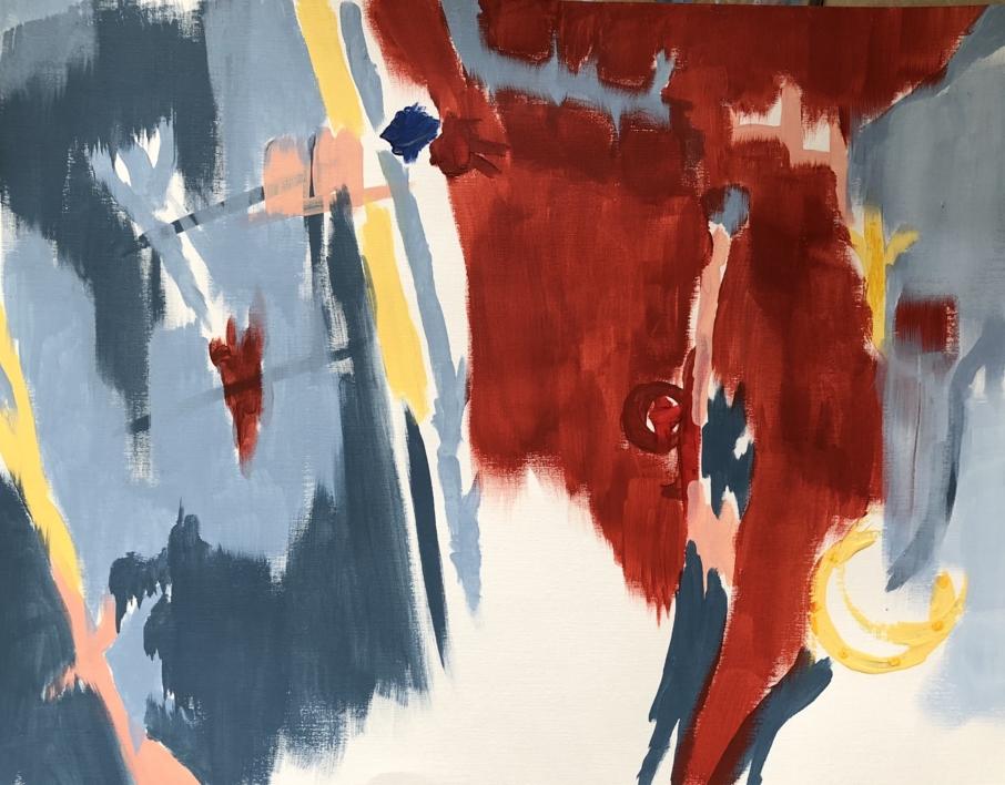 MAPA |Pintura de Iraide Garitaonandia | Compra arte en Flecha.es