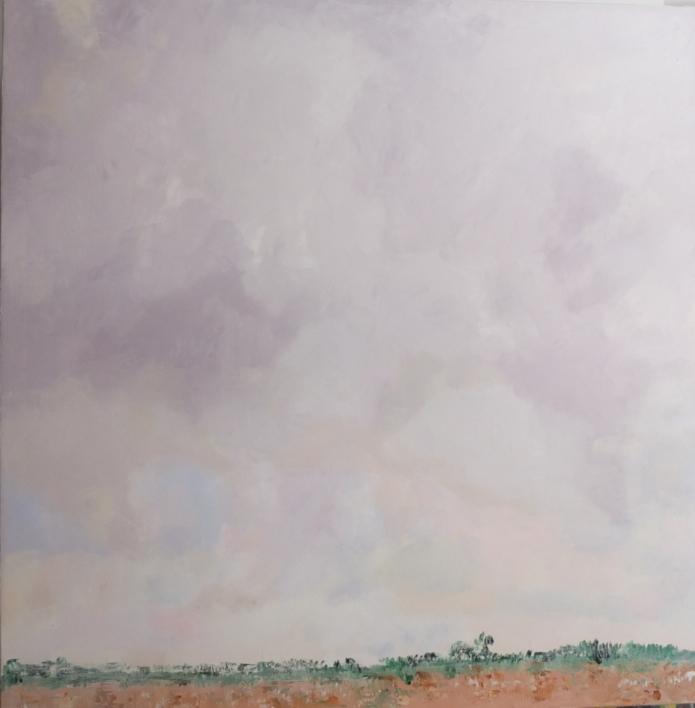 Matí de boira |Pintura de Tines | Compra arte en Flecha.es