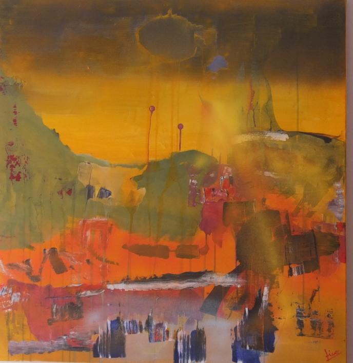 FIRA |Pintura de Tines | Compra arte en Flecha.es