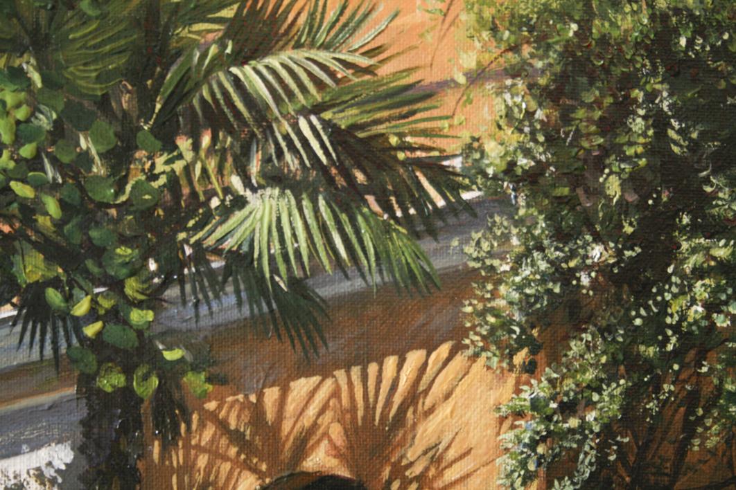 Museo Sorolla | Pintura de Javier Ramos Julián | Compra arte en Flecha.es
