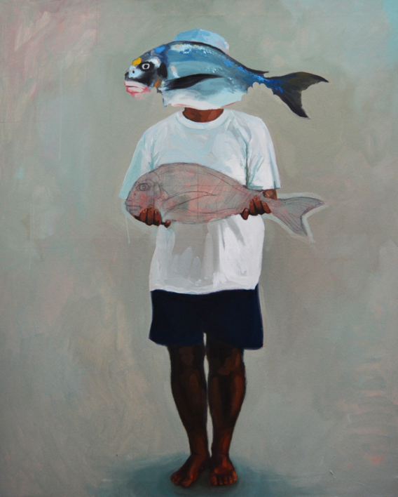 La herencia |Pintura de Claudia Suárez | Compra arte en Flecha.es