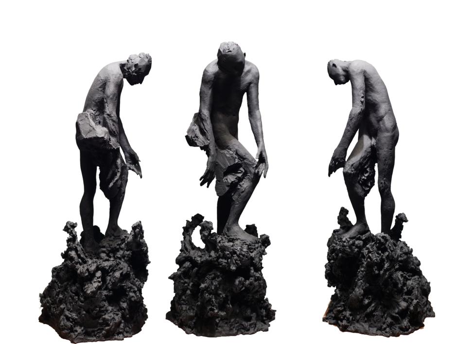 Rock and Hard Place |Escultura de Álvaro de Matías | Compra arte en Flecha.es