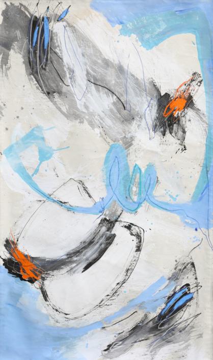 Vibrant amb la teua música |Pintura de Perceval Graells | Compra arte en Flecha.es