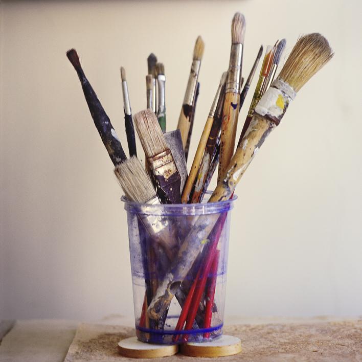 La eternidad en un vaso |Fotografía de Raúl Urbina | Compra arte en Flecha.es