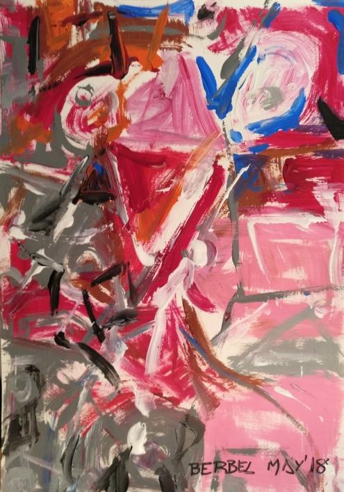 Collection 1 number 4 |Pintura de Manuel Berbel | Compra arte en Flecha.es