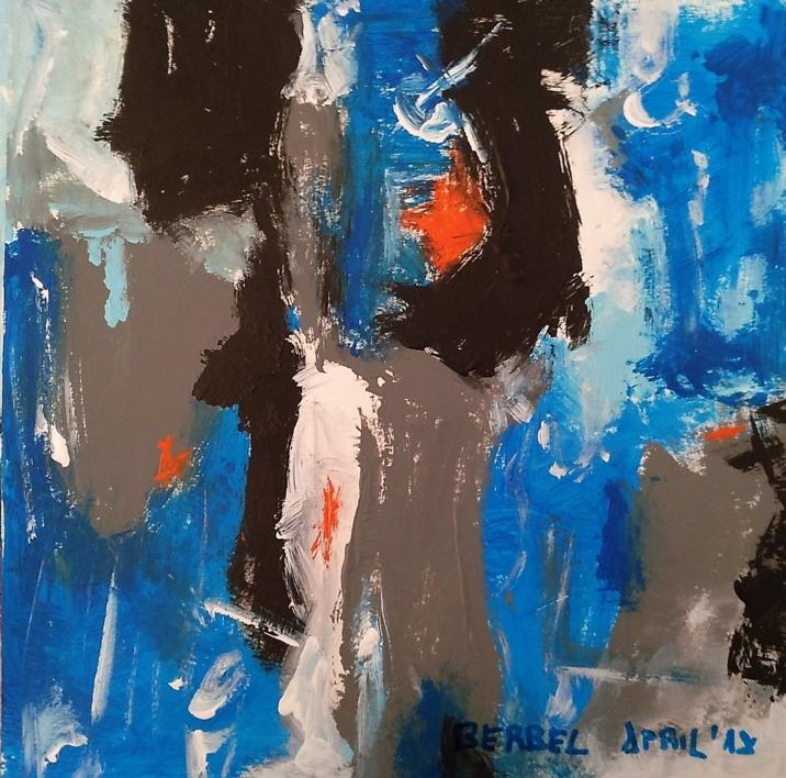 Sea number 1 |Pintura de Manuel Berbel | Compra arte en Flecha.es