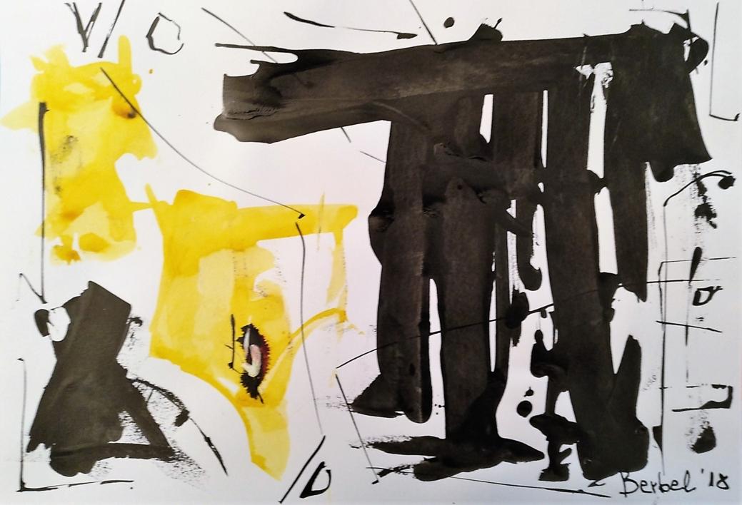 Nature number 6 |Dibujo de Manuel Berbel | Compra arte en Flecha.es