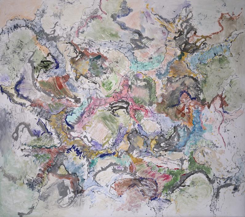 Untitled |Pintura de Kico Camacho | Compra arte en Flecha.es