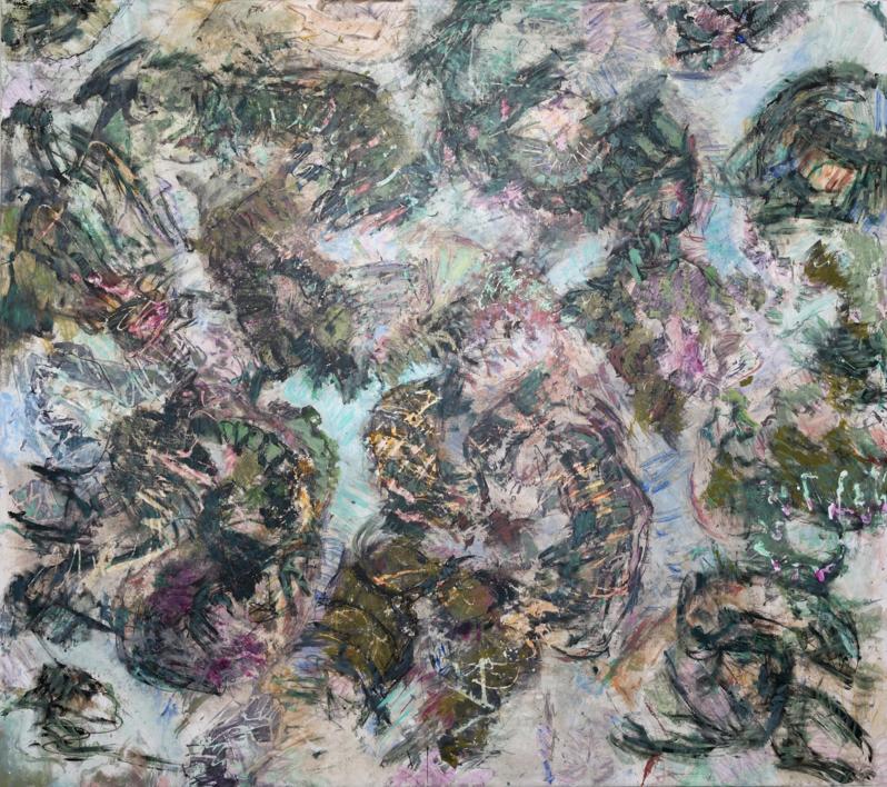 Untitled  Pintura de Kico Camacho   Compra arte en Flecha.es