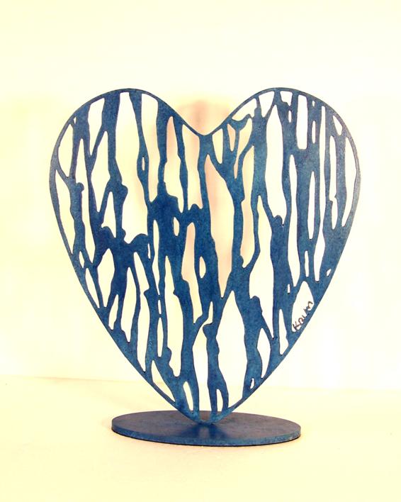 Desde el corazón 17 |Escultura de Krum Stanoev | Compra arte en Flecha.es