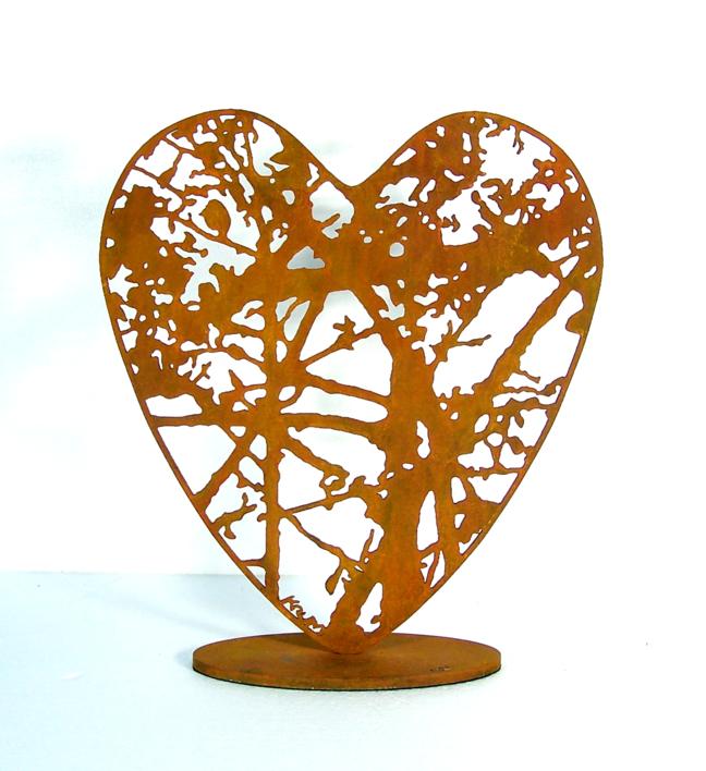 Desde el corazón 19 |Escultura de Krum Stanoev | Compra arte en Flecha.es