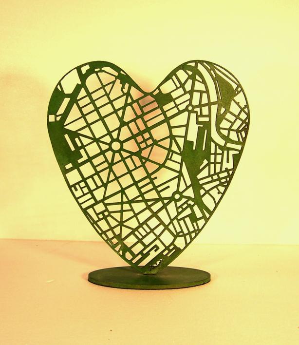 Desde el corazón 20 |Escultura de Krum Stanoev | Compra arte en Flecha.es