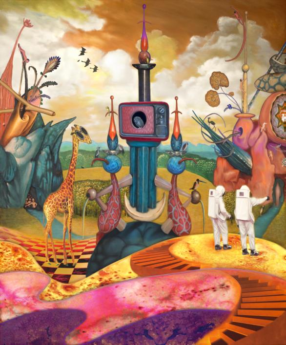 The New Arrivals |Digital de Helena Revuelta | Compra arte en Flecha.es