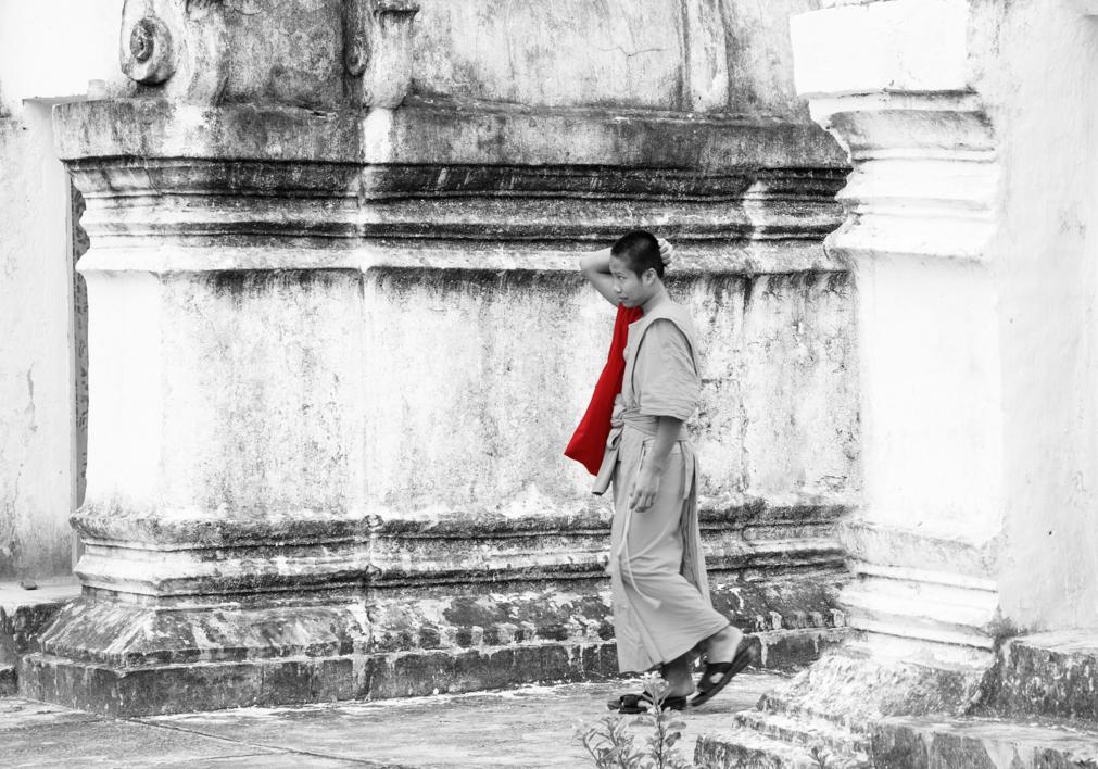 BUDDHIST |Fotografía de Tommy Salas | Compra arte en Flecha.es