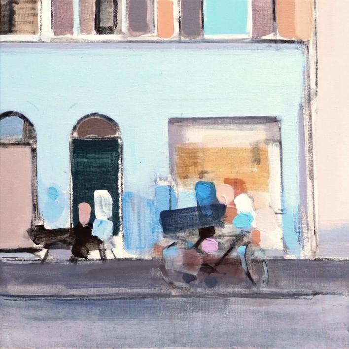 Efrati |Pintura de Saracho | Compra arte en Flecha.es