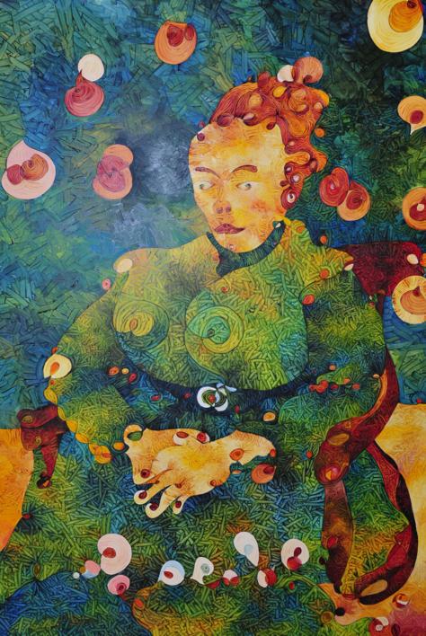 Esperanza |Obra gráfica de richard martin | Compra arte en Flecha.es