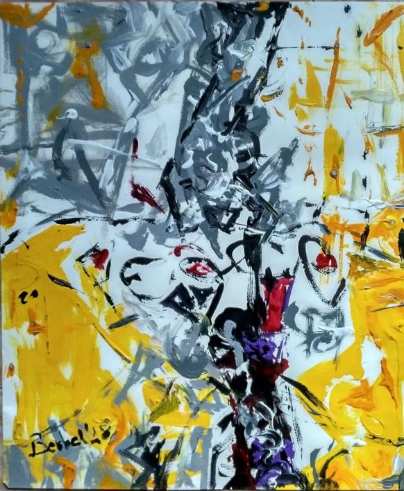 Collection 3 number 5 |Obra gráfica de mhberbel | Compra arte en Flecha.es