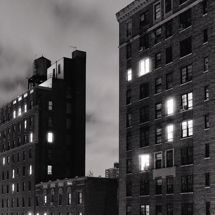 Upper West Side Night_NYC, USA |Fotografía de Andy Sotiriou | Compra arte en Flecha.es