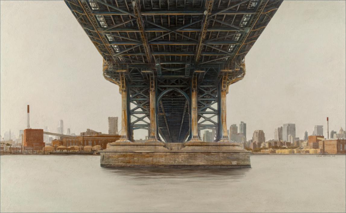 Under The Manhattan Bridge  Fotografía de Carlos Arriaga   Compra arte en Flecha.es