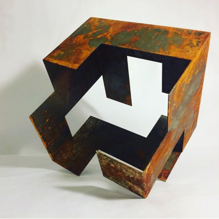 J01  Escultura de Lucia Ballarin   Compra arte en Flecha.es