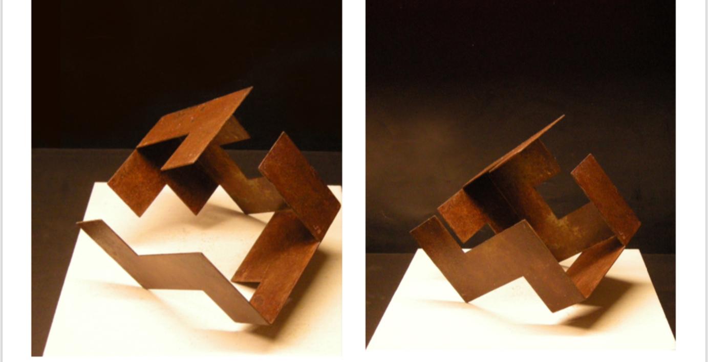 H01 |Escultura de Lucia Ballarin | Compra arte en Flecha.es