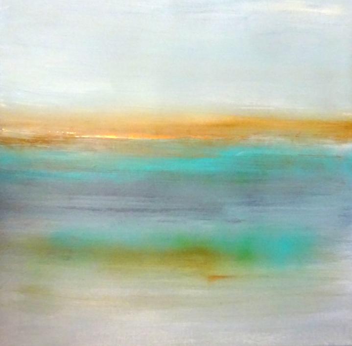 Viaje |Pintura de Esther Porta | Compra arte en Flecha.es