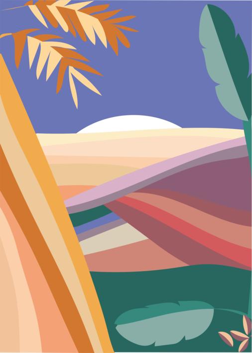 Primera época   Dibujo de Sara Novovitch   Compra arte en Flecha.es