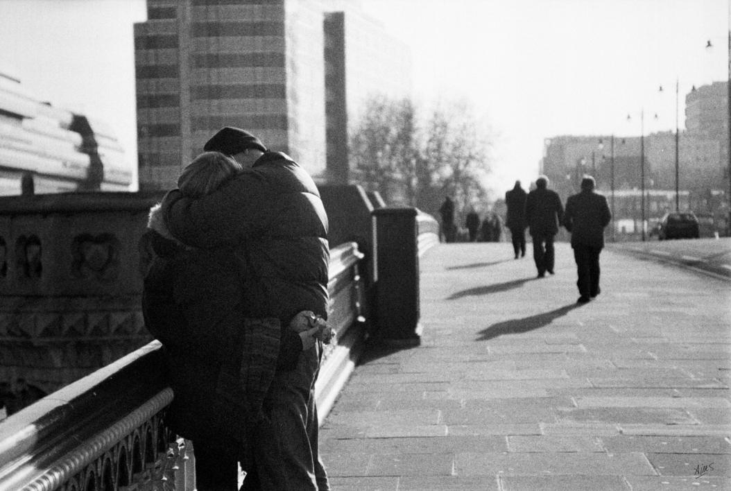 | London Kiss |Fotografía de Aires | Compra arte en Flecha.es