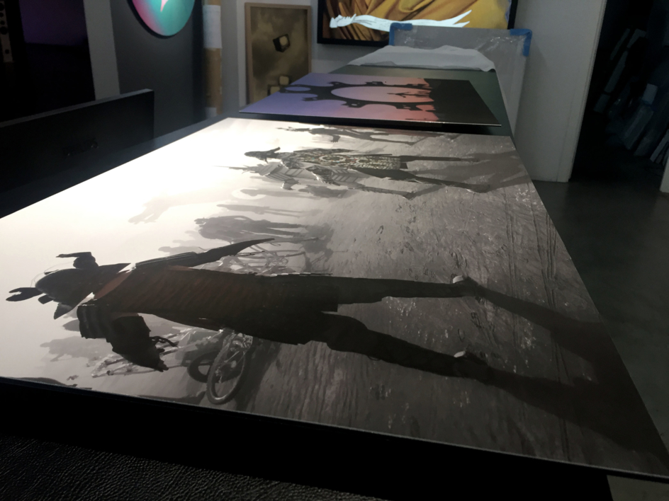 Light In The Dust | Digital de Kantfish | Compra arte en Flecha.es