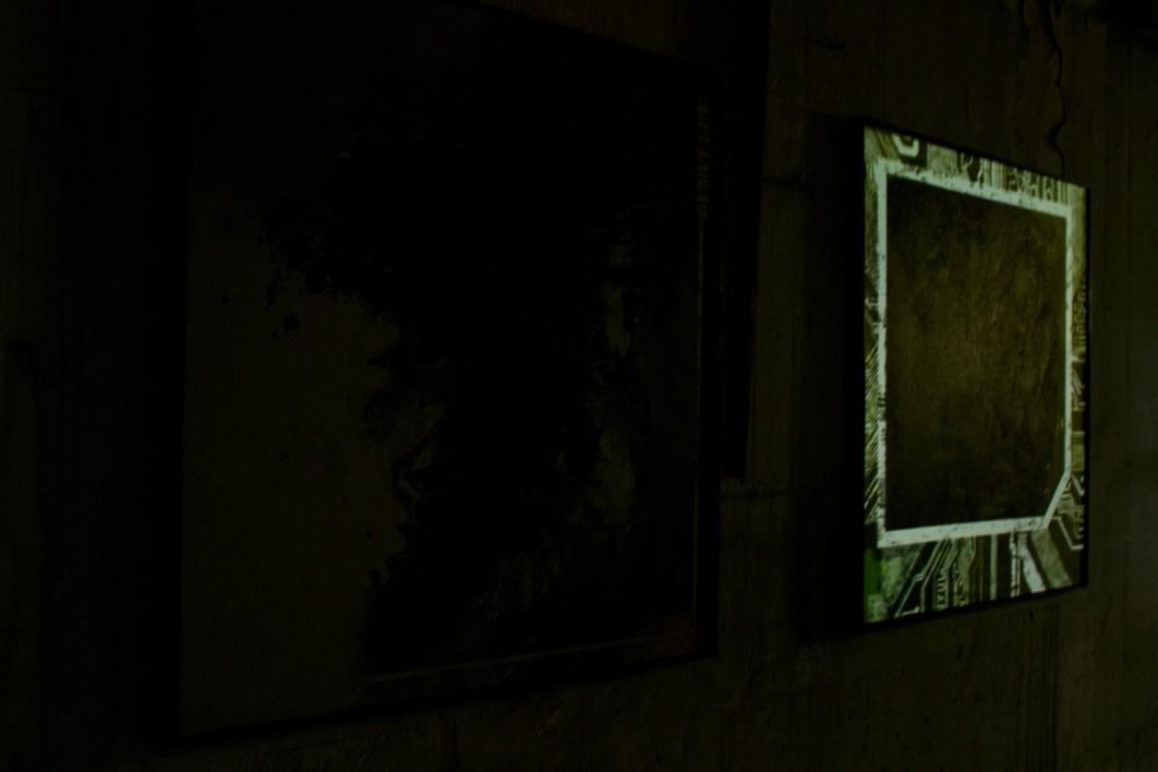 CIRCUITO II | Pintura de Ana Dévora | Compra arte en Flecha.es