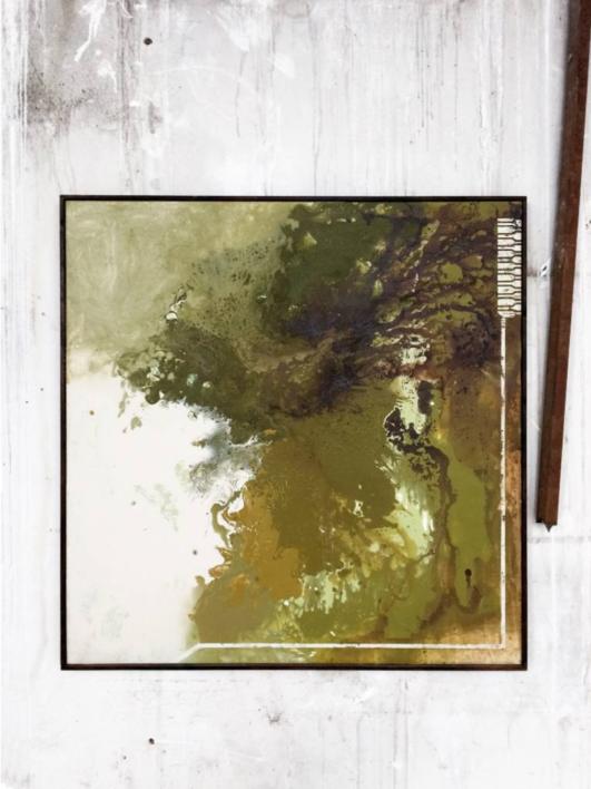 CIRCUITO III | Pintura de Ana Dévora | Compra arte en Flecha.es