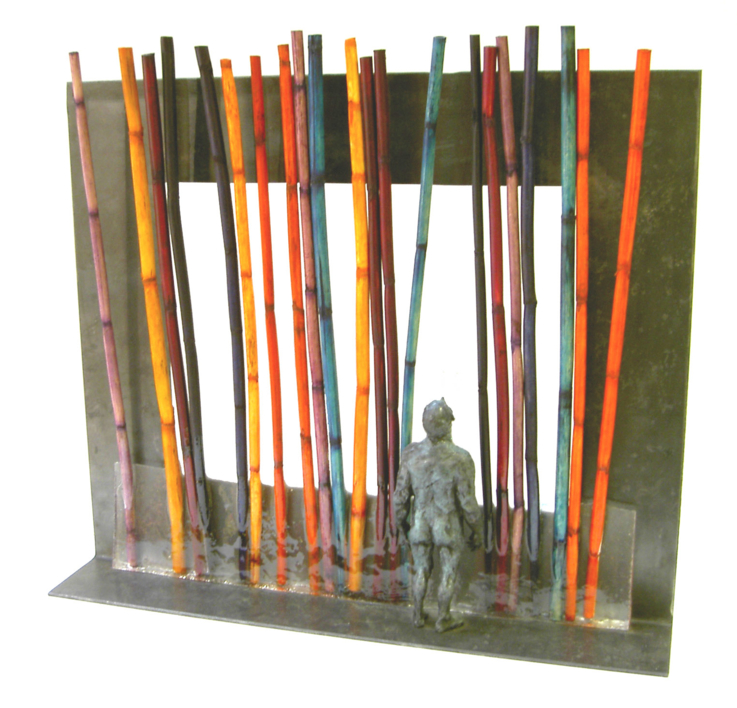 (8431876024302)Pensamientos variados. |Escultura de Reula | Compra arte en Flecha.es
