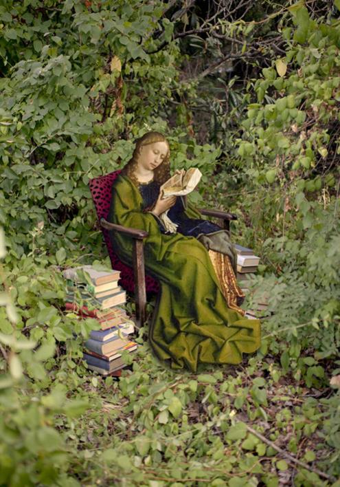 Lectora |Fotografía de Leticia Felgueroso | Compra arte en Flecha.es