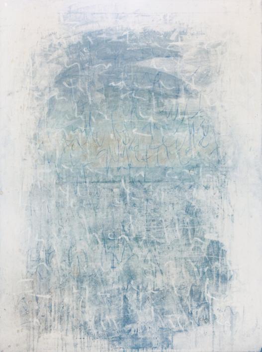 Whiteboard. Noise Serie |Pintura de Ana Dévora | Compra arte en Flecha.es