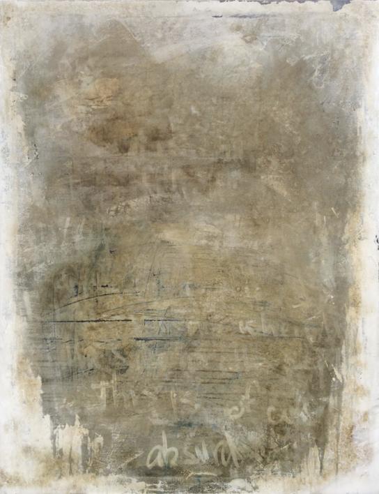 Noise |Pintura de Ana Dévora | Compra arte en Flecha.es