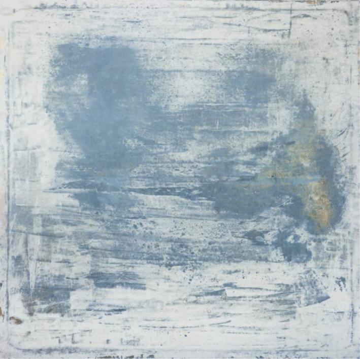 Golden Noise |Pintura de Ana Dévora | Compra arte en Flecha.es