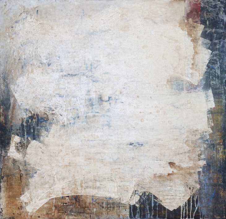 NOISE III |Pintura de Ana Dévora | Compra arte en Flecha.es