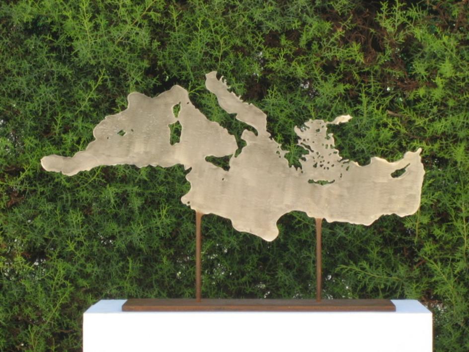 MARE NOSTRUM XXXIII |Escultura de Jaelius Aguirre | Compra arte en Flecha.es