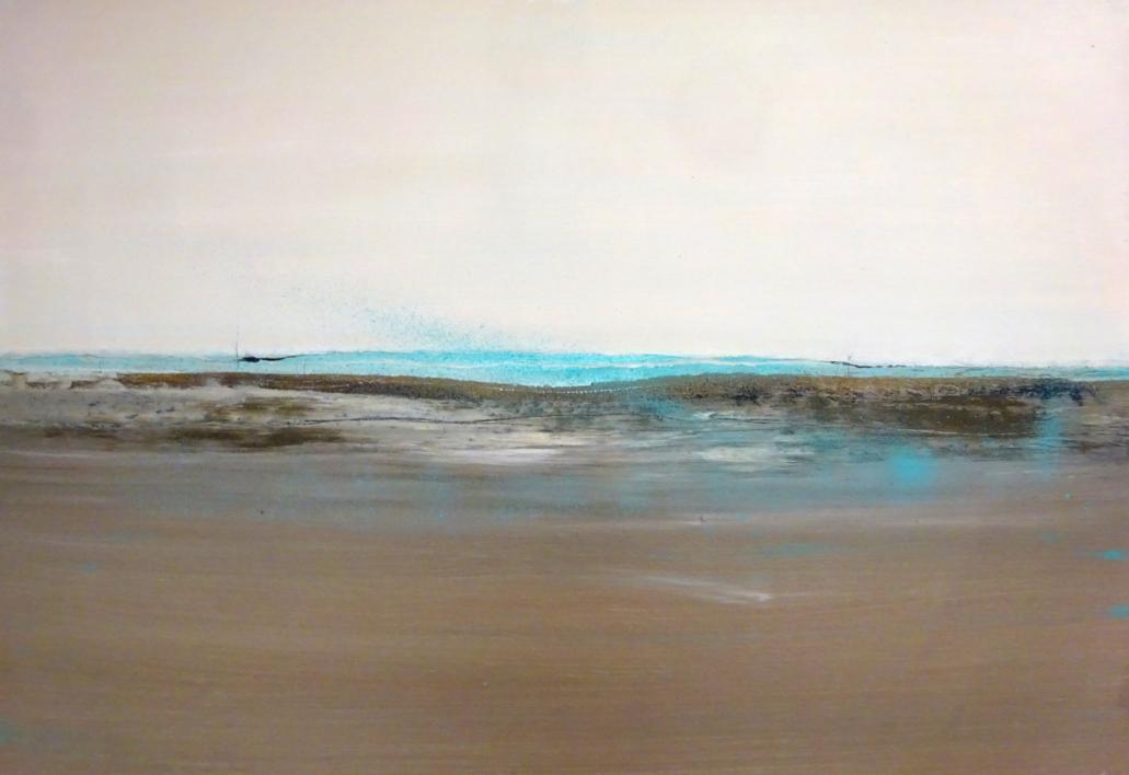 Una tierra extraña | Pintura de Esther Porta | Compra arte en Flecha.es